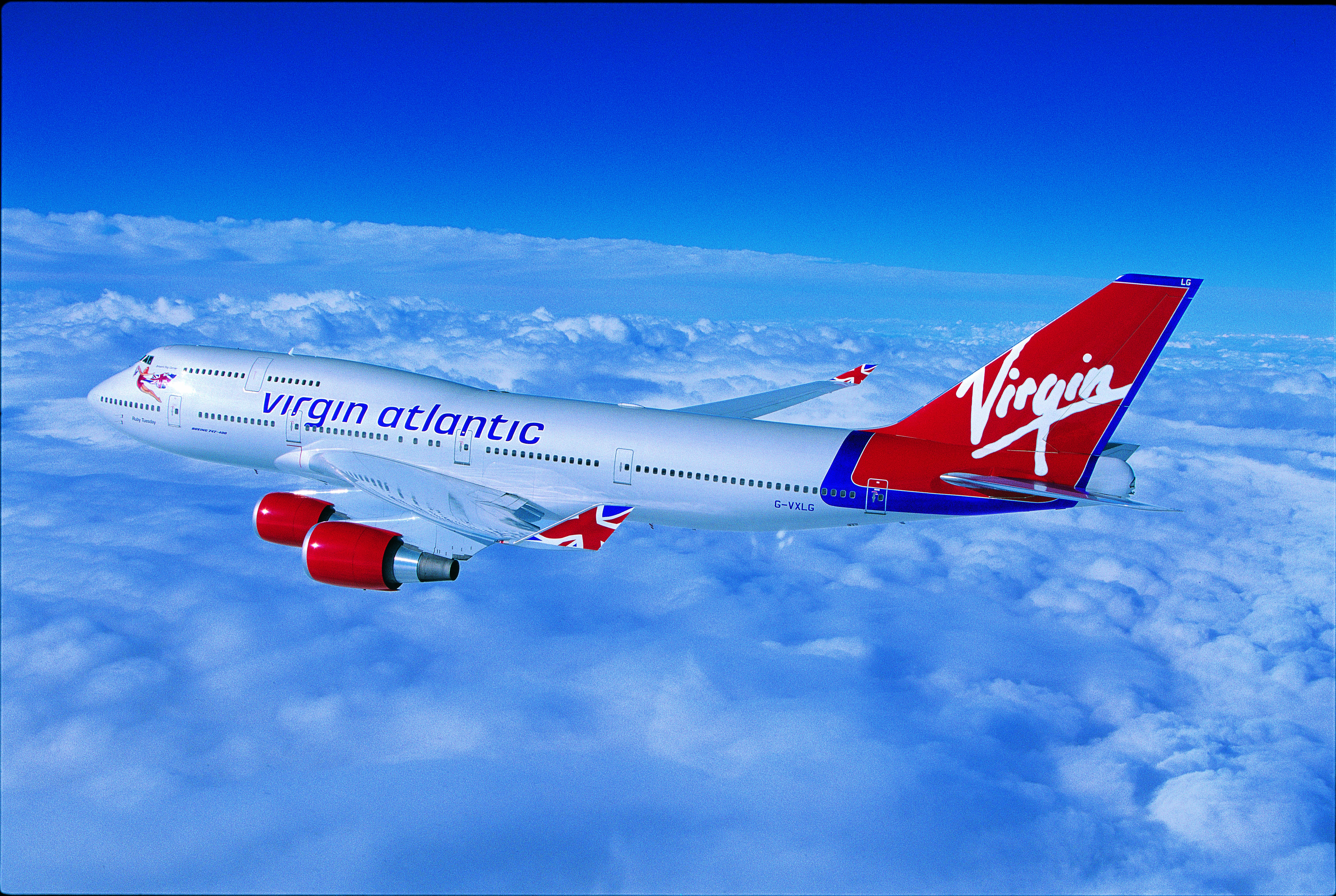 Virgin Atlantic Focus On Wellness with Specsavers