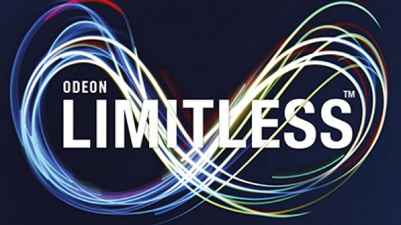 News: ODEON Launches 'Limitless' To Workplaces