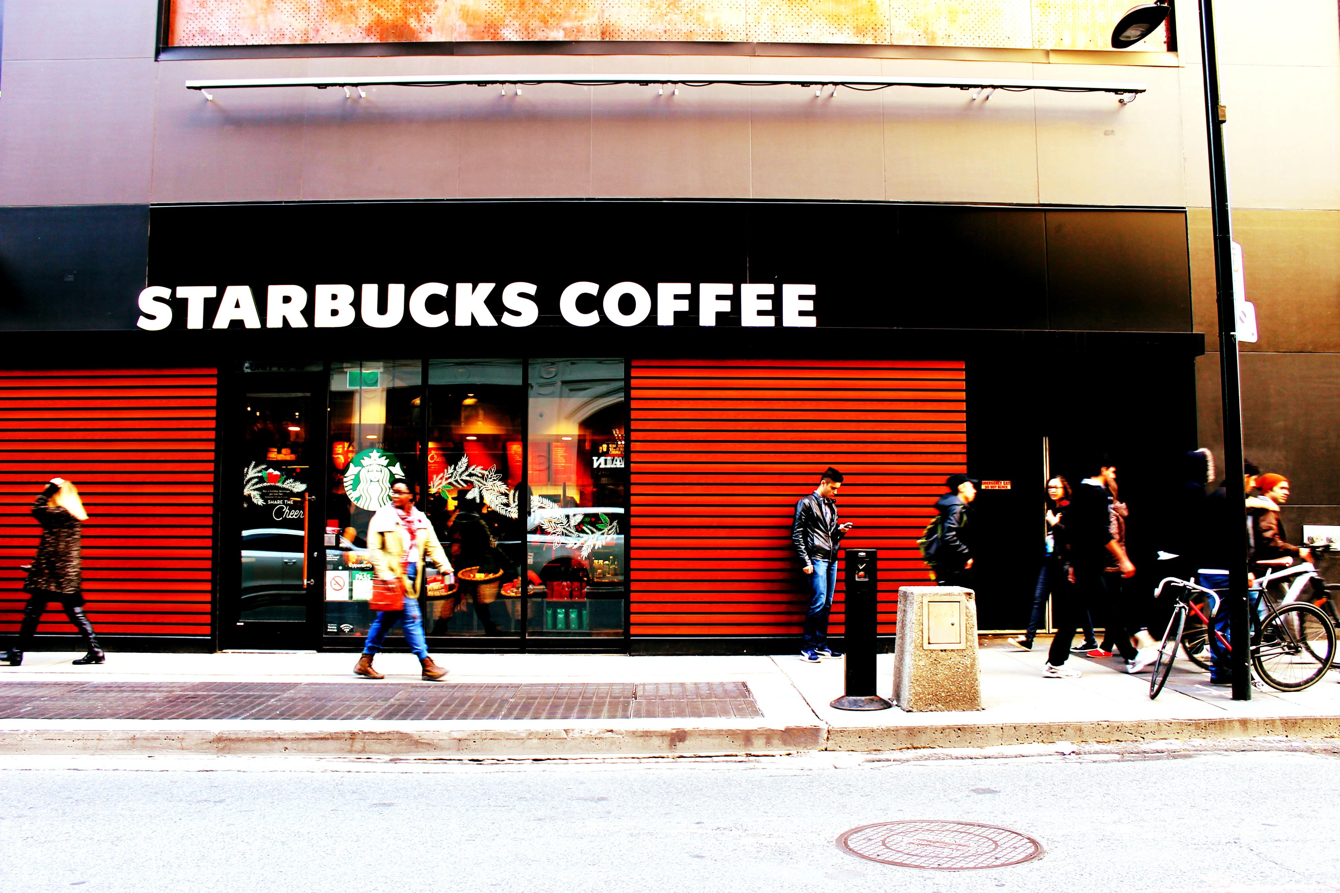 Starbucks Announce MyStarbucks and Alexa Changes