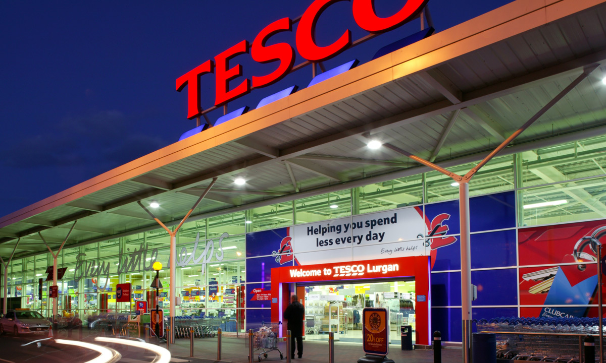 Tesco release biggest reward scheme in a decade