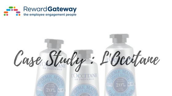 Reward Case Study: L'Occitane