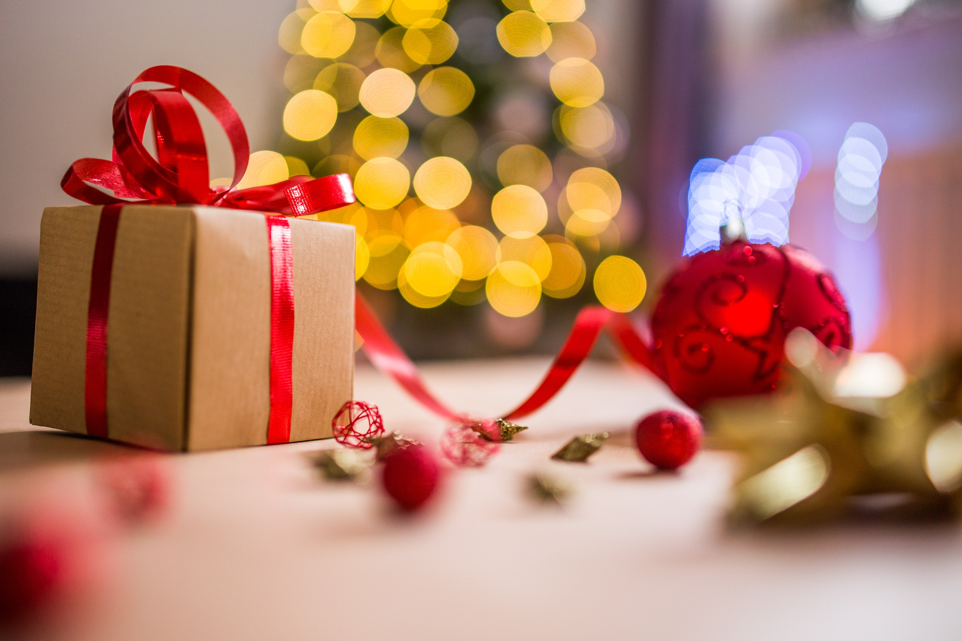 Half of employees don't get a reward or gift from their employer at Christmas