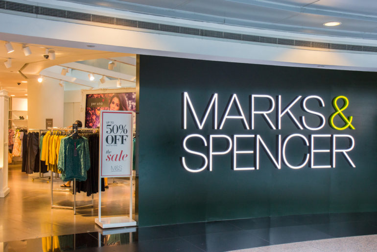 SVS appointed by M&S to provide new Gift Card Programme