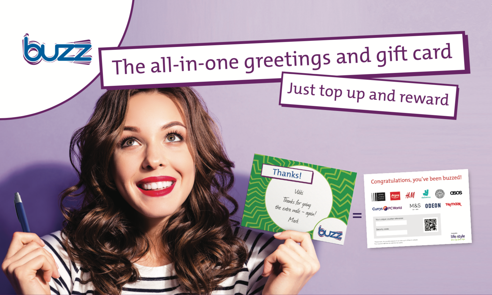 Motivates Inc launches new all-in-one greetings and gift card product