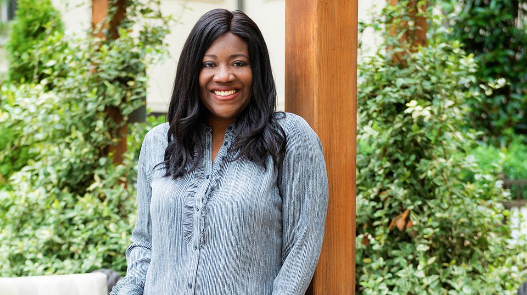 Meet Gap Inc.'s New Head of Loyalty & Partnerships, Anka Twum-Baah