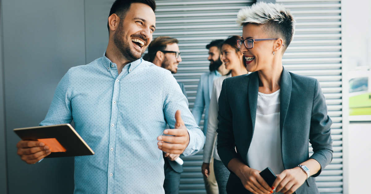 How employee engagement initiatives can help businesses attract and retain top talent