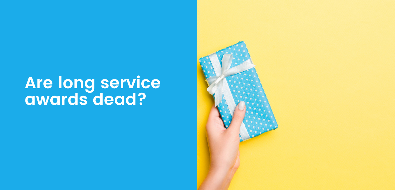 Are long service awards dead?