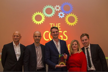 Love2shop Business Services named 'Company of the Year' at 2015 COGS Awards  Incentive & Motivation