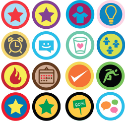 Action stations for gamification  Incentive & Motivation